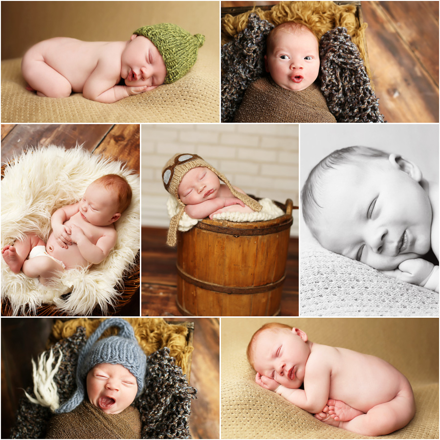 Unique Newborn Boy Photography The gallery for -->...